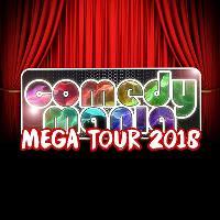 ComedyMania Mega Tour 2018: BRISTOL (Sun 18th Nov)