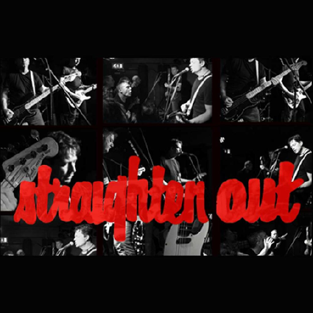 Straighten Out (stranglers tribute)