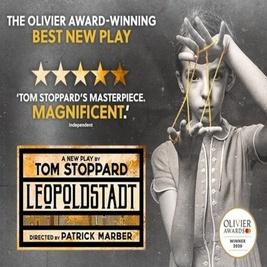 Leopoldstadt | Wyndham's Theatre London  | Tue 15th June 2021 Lineup
