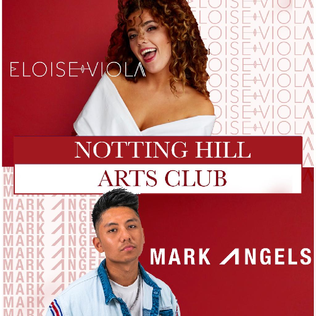 Eloise Viola & Mark Angels Co-Headline
