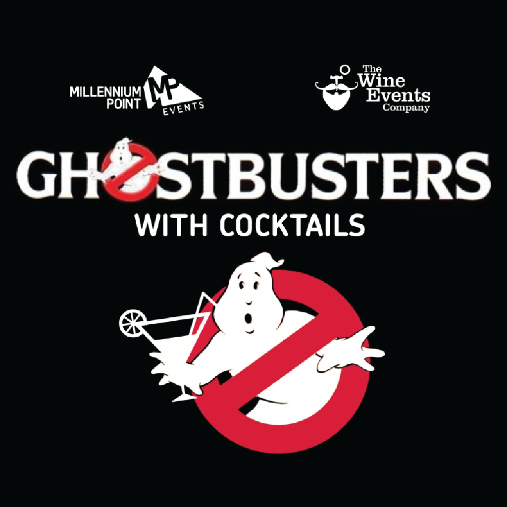 Ghostbusters 1984 And Cocktails Millennium Point Birmingham Fri 30th October 2020 Lineup