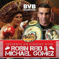 An Evening with Robin Reid and Michael Gomez