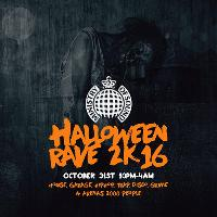 The Ministry of Sound Halloween Rave