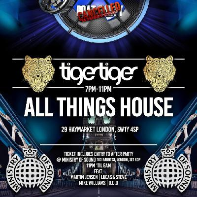 Xposed & ANHP - Tiger Tiger London with Ministry Of Sound