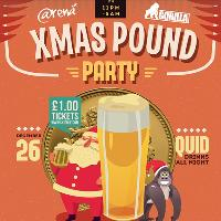 Gorilla on Tour // Boxing Day Pound Party // The Arena until 5am