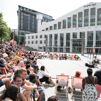 Wembley Park - International Busking Day