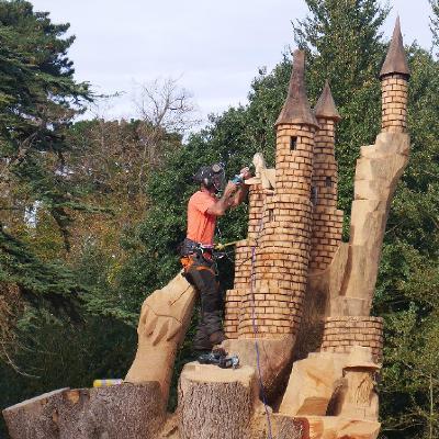 Fair ways fairy garden royal victoria country park southampton