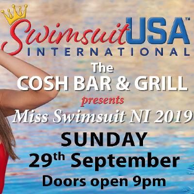 Miss Swimsuit NI 2019