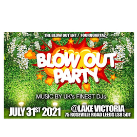BLOWOUT PARTY
