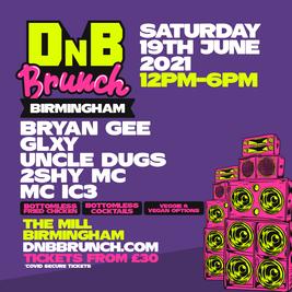 DnB Brunch - Birmingham