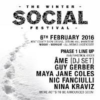 THE WINTER SOCIAL