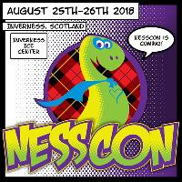 NessCon - Inverness & Loch Ness Comic Con