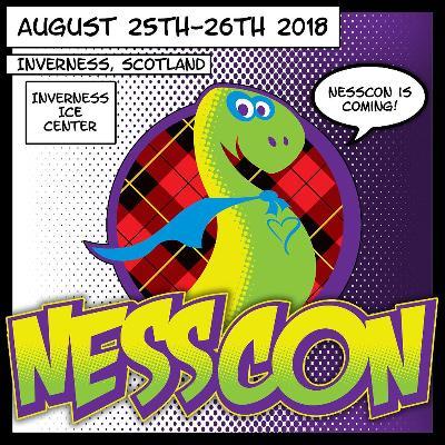 NessCon - Inverness & Loch Ness Comic Con