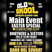 Main Event Easter Special