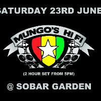Carnival Garden Party w/ Mungo