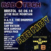 Rabotech v1.3 FREE featuring DAVE THE DRUMMER