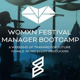Shesaid.so X Skiddle Womxn Festival Manager Bootcamp Tickets   Curtain's Studio Hackney    Sat 28th March 2020 Lineup
