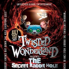 Twisted Wonderland The Secret Rabbit Hole