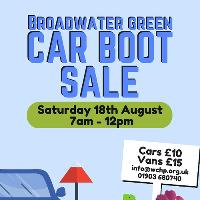 WCHP Car Boot Sale