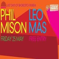 Leo Mas and Phil Mison