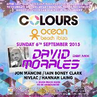 Colours Presents: Ocean Beach Ibiza 2015