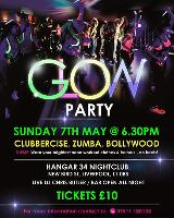 Dance Fitness Glow Party