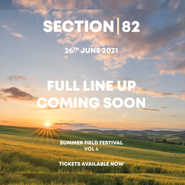 Section 82 - Summer Field Festival