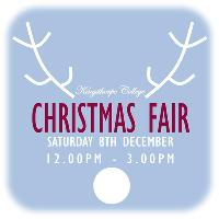 Kingsthorpe College Christmas Fair 2018