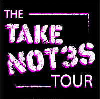 Not3s - The Take Not3s Tour