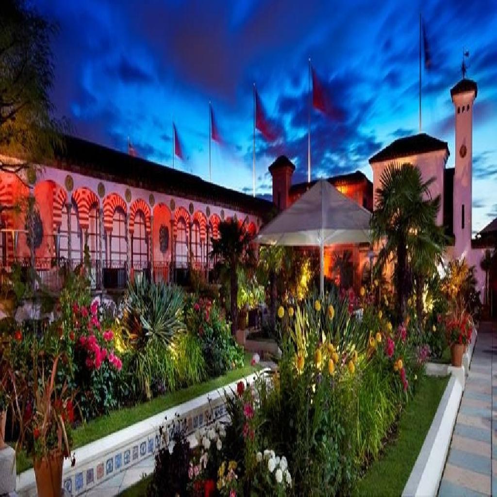 Babylon Roof Gardens Restaurant Review