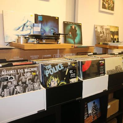 Record Store Day 2019 at Frank Harvey HiFix | Hi Fi