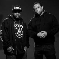 Straight outta compton with DJ Yella from NWA ft lil Eazy E