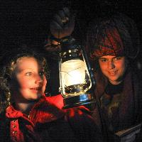 Halloween Ghost Walks at Bowhill House