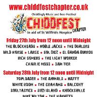 Chiddfest - Chiddingly music and beer festival