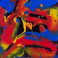 Abundant colour exhibition