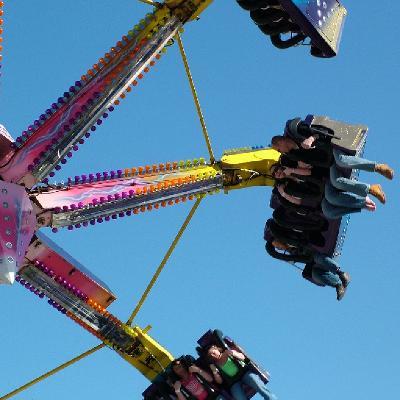 Bath Easter Holiday Fun Fair | Royal Victoria Park Bath | Sat 24th