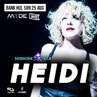 Mode x Limit Presents Heidi Bank Holiday Special