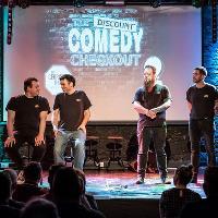 Bradford Comedy Club Presents The Discount  Comedy Checkout