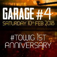 The Only Way Is Garage #4 Birthday