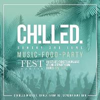 Chilled Day & Night Terrace Party Camden