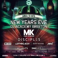 MK presents Area 10 NYE