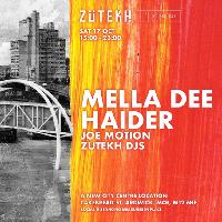 Zutekh presents Mella Dee