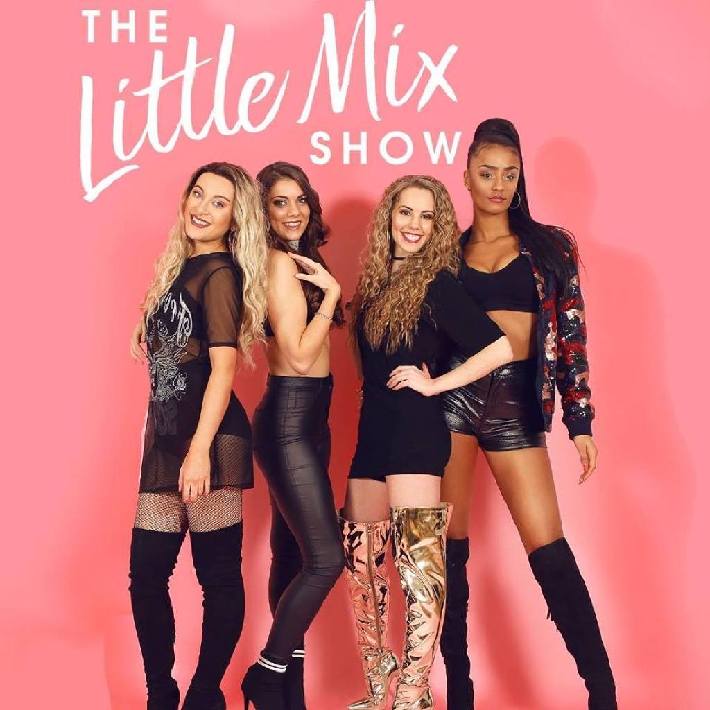 Black Magic: The Little Mix Show
