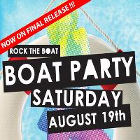 Rock The Boat Boat Party