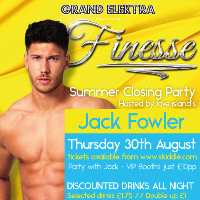 Jack Fowler hosts Summer Closing Party