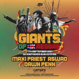 Giants Of UK Reggae
