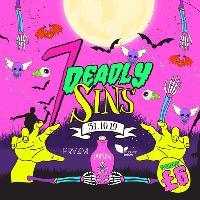 7 Deadly Sins Halloween Ball