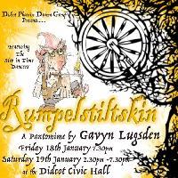 Rumpelstiltskin -  a pantomime by Gavyn Lugsden