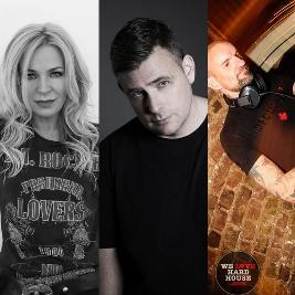 Icons of Hard House with Anne Savage, BK and Paul King Tickets   Unit Nine Milton Keynes    Sat 7th March 2020 Lineup