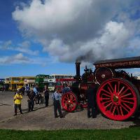 Crosville Classic Bus & Steam Rally